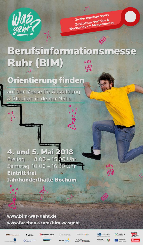 Berufsinformationsmesse Ruhr (BIM)