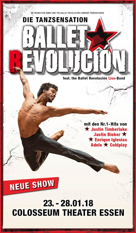 BB Promotion - Ballet Revolucion