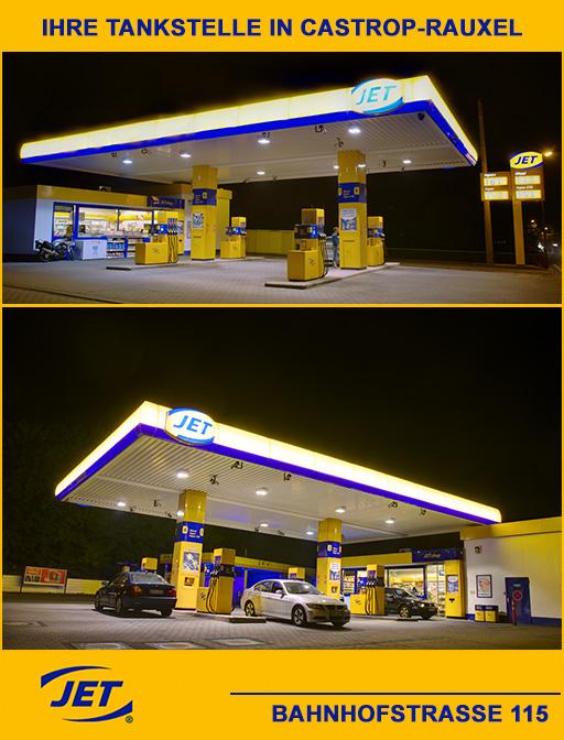 JET - Tankstellen