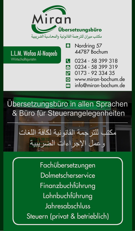 Miran Übersetzungsbüro