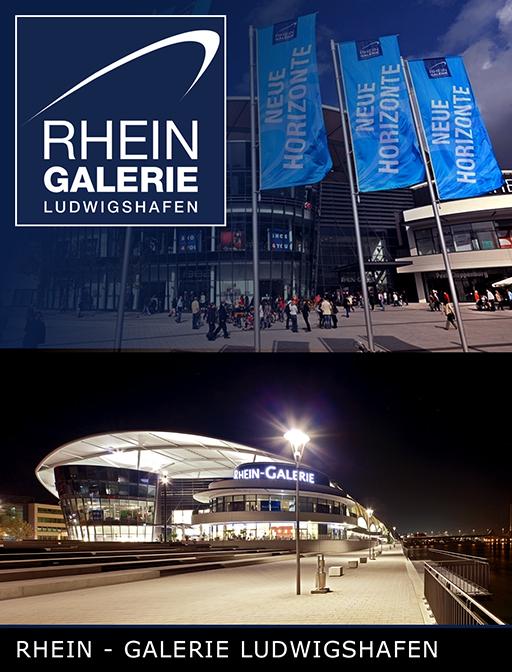 Rhein - Galerie Ludwigshafen