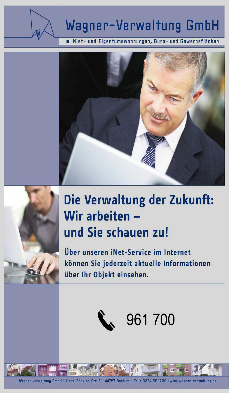 Wagner-Verwaltung GmbH